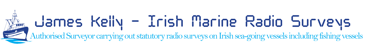 Irish Marine Radio Surveys Logo