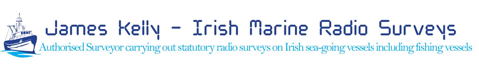 Irish Marine Radio Surveys Logo